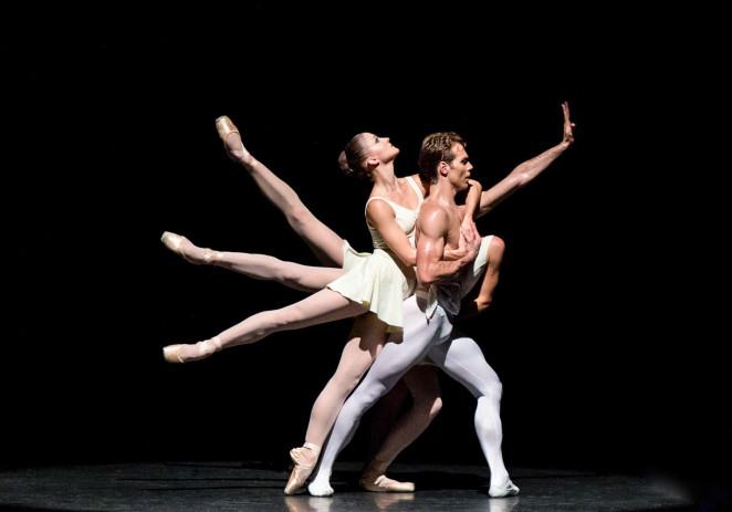 George Balanchine Gala – Principal Dancers of The New York City Ballet