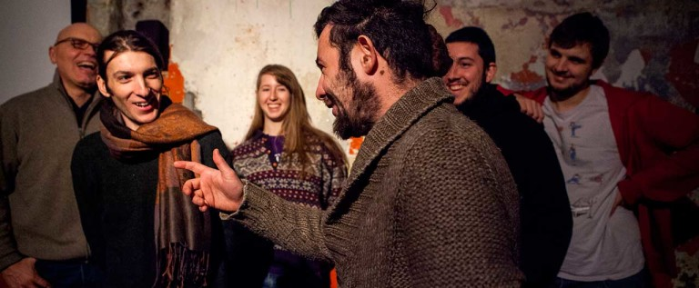 Andrea Labanca & The Fish Eye Band