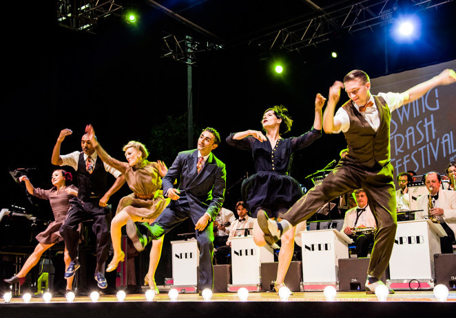 Swing Crash Festival