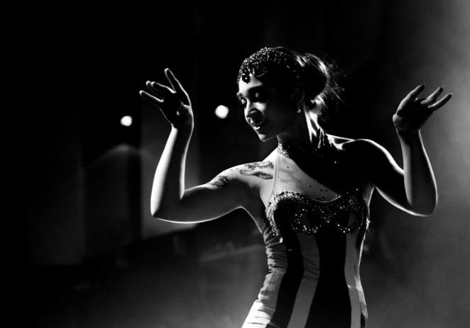 Royal Burlesque Revue | Salon Parisien