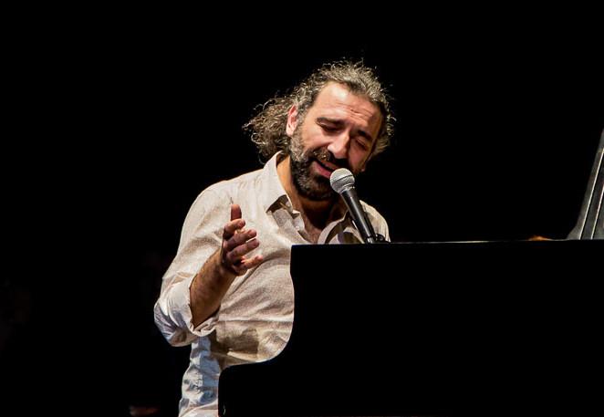"""Stefano Bollani – """"Piano solo"""" Tour"""