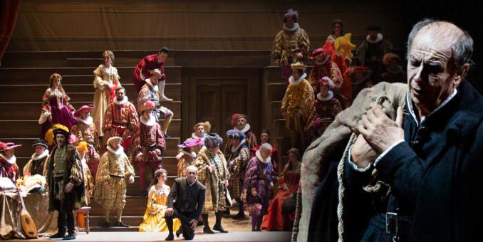 Leo Nucci e i suoi 500 Rigoletto
