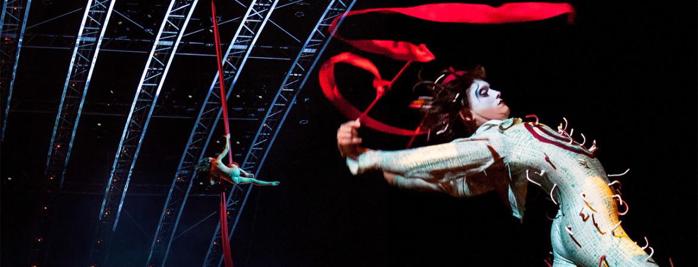 Quidam   Cirque du Soleil