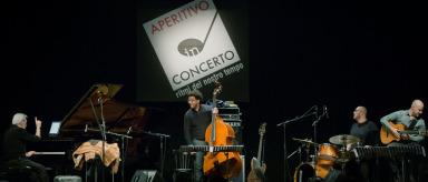 Aperitivo in concerto   César Camargo Mariano Quartet