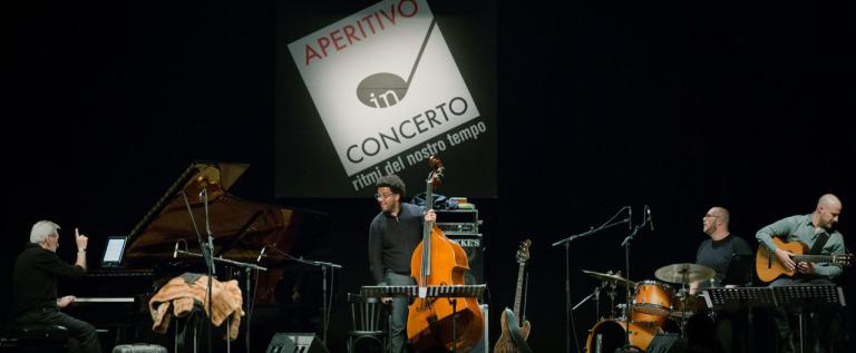 Aperitivo in concerto | César Camargo Mariano Quartet