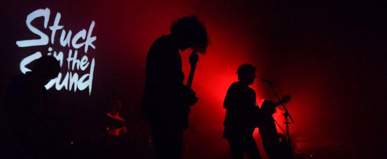 Stuck in the Sound – Survivor tour