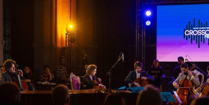 Crossover Fridays: Piero Salvatori e Quartetto Zuena